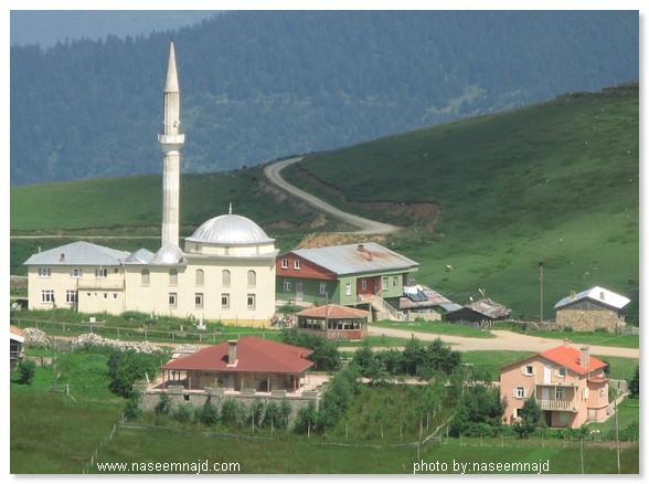 السلطان مراد , تركيا ,  الشمال التركي , اوزنقول , طربزون ,